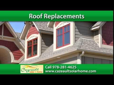 Roofing Contractor Sudbury, MA | Cazeault Solar & Home