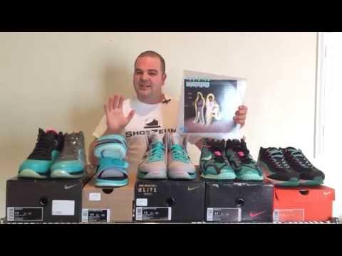 ShoeZeum RIP LeBron South Beach Nikes