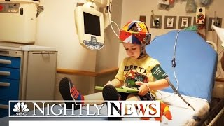 Marvel Honors Boy Fighting Hemophilia With Cameo in 'Iron Man' Comic | NBC Nightly News
