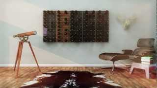 STACT Modular Wine Wall System - In the Modern Home