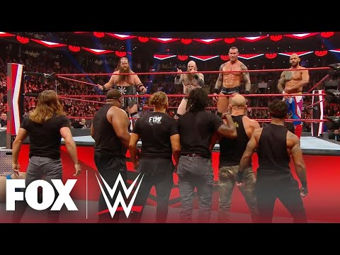 SmackDown and NXT invade Raw; Triple H invites everyone to NXT   MONDAY NIGHT RAW