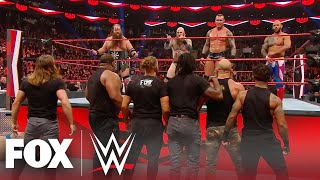 SmackDown and NXT invade Raw; Triple H invites everyone to NXT | MONDAY NIGHT RAW