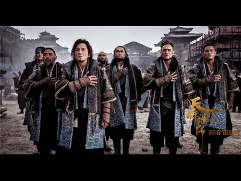 DRAGON BLADE - Soundtrack Roman Song: Light of Rome