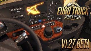 Novi UPDATE 1.27 Beta - Euro Truck Simulator 2
