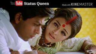 Aishwarya rai 💖 Shahrukh Khan 💖 Devdas movie dialog 💕 whatsapp Status video