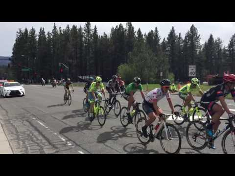 Tour of California - South Lake Tahoe 2016