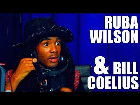 Actors Anonymous Podcast: Bill Coelius and Ruba Wilson