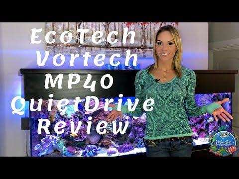 Ecotech Vortech MP40 QuietDrive Review - Mindi's Coral Reef