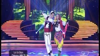 Lori & Dion - Vallja e Tropojes - DWS 4 - Nata e katert - Show - Vizion Plus