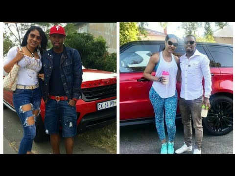 Kaizer Chiefs: Bernard Parker With His Gorgeous Wife