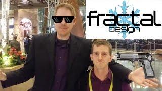 Linus Fractal Design Compilation (humiliate Linus ad campaign)🇨🇦🇨🇦🇨🇦