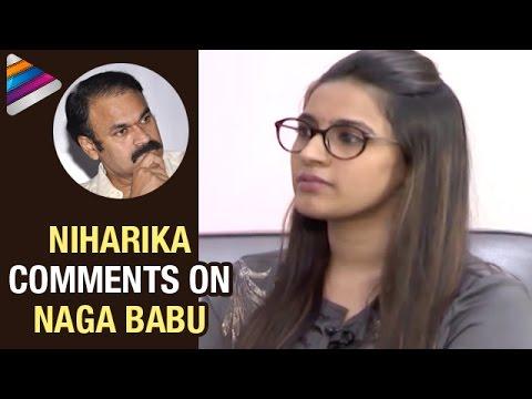 Khadi No 150 Team Interview | Niharika Funny Comments on Naga Babu | Ram Charan | Chiranjeevi