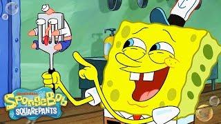 The Krusty Krab Pizza Song! 🍕 #TuesdayTunes | SpongeBob Video