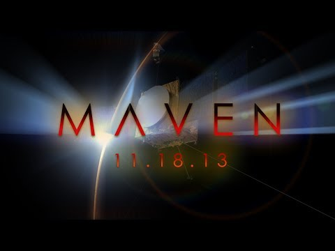 NASA | MAVEN: NASA's Next Mission to Mars
