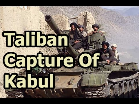 On This Day - 27 September 1996 - The Taliban Captured Kabul