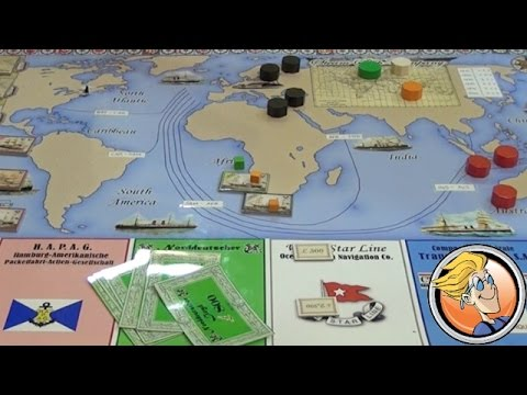 Steam Ship Company overview — Spielwarenmesse 2015