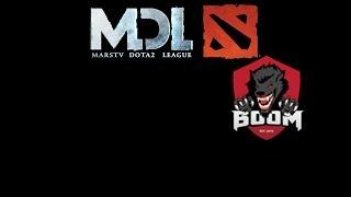 Execration.安博电竞 vs BOOM ID 2017 Mars Dota 2 League Highlights Dota 2