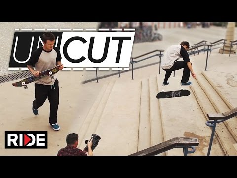 "Cody McEntire's ""T-1000"" Santa Monica Triple Set - UNCUT"