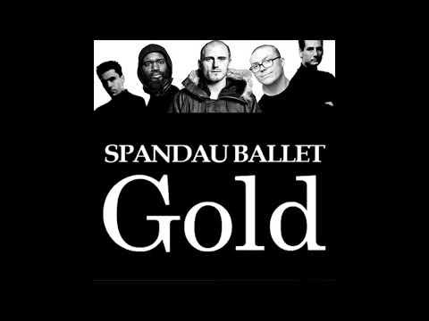Spandeath Grips - Goldyon (Death Grips x Spandau Ballet mashup)