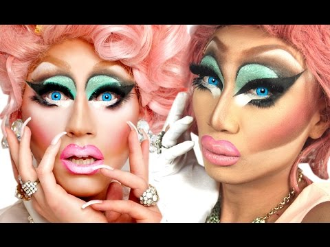 Trixie Mattel Drag Makeup Tutorial | Marc Zapanta