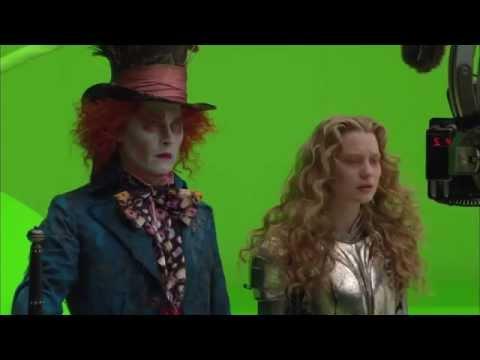 Alice In Wonderland The Mad Hatter (Johnny Depp) HD