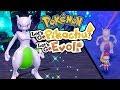 Shiny Mewtu Hunt 😍 Pokémon Let's Go Pikachu & Pokémon Let's Go Evoli