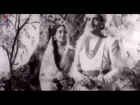 Lagi More Man Ki O Sajna - Shamshad Begum - SHABAB - Nutan, Bharat Bhushan