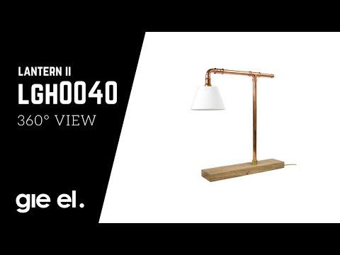 LANTERN II LGH0040 by Gie El - 360˚ view