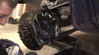 Dodge Dakota - Front Brakes - Pads, Rotors, Calipers and Brake Lines