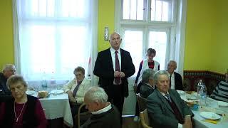 Dobos László beszéde az Idősek Napja rendezvényen