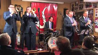 "Dutch Swing College Band plays ""South Rampart Street Parade"""