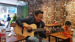 Bài ca Trên đồi Thanh Hà Guitar Giao Thông