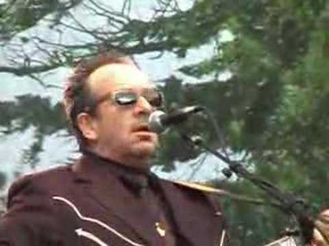 Elvis Costello Country Darkness at Hardly Strictly Bluegrass