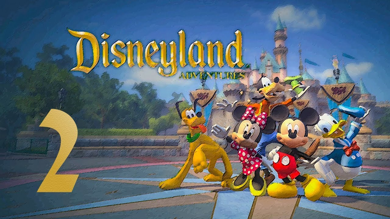 Disneyland Adventures Remastered Walkthrough Gameplay Hd Matterhorn Bobsleds Part 2 Xbox One X Youtube