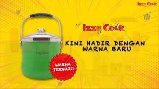 Izzy Cook Original Rice Cooker Penanak Nasi Magic Jar