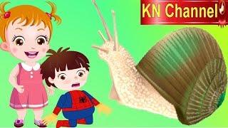 Hoạt hình KN Channel BÉ NA GẶP ỐC SÊN TRONG VƯỜN RAU CỦA MẸ | Hoạt hình Việt Nam | GIÁO DỤC MẦM NON