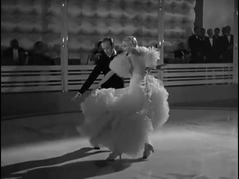 Waltz In Swing Time Fred Ginger 1936 Youtube