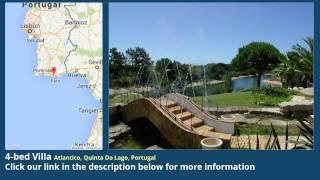 4-bed Villa For Sale In Atlantico, Quinta Do Lago, Portugal On Portugueselife.biz