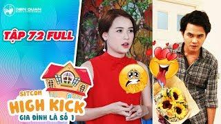 """Gia đình là số 1 sitcom   tập 72 full: Kim Chi phát hoảng vì thám tử Luật đeo bám như """"kẻ biến thái"""""""