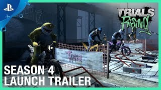 Trials Rising - Expedition to the North Pole Trailer | PS4
