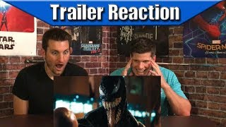 Venom Trailer 2 Reaction - ABSOLUTE CARNAGE!