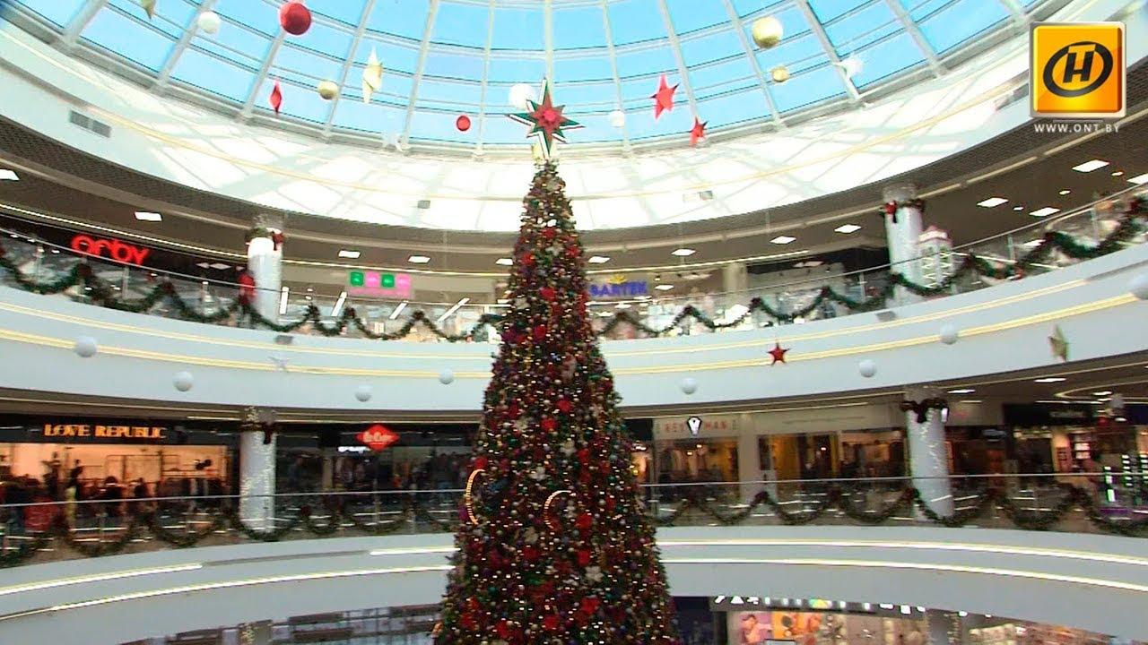 Dana Mall поздравит всех с предстоящими праздниками оригинальной шоу-программой