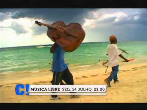 Música Libre Jamaica Com Carolina Sá L Curta Youtube