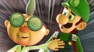 Luigi's Gooey Mansion