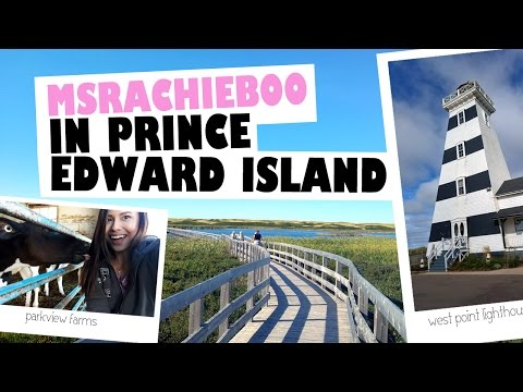 PLACES TO SEE in Prince Edward Island | Canada 2016