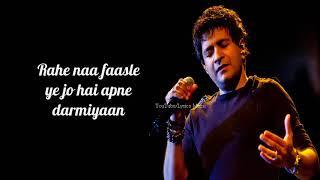 Kaise Bataaun (Lyrics):KK | Sonal Chauhan | Mithoon | Neil Nitin Mukesh | 3G (2013)