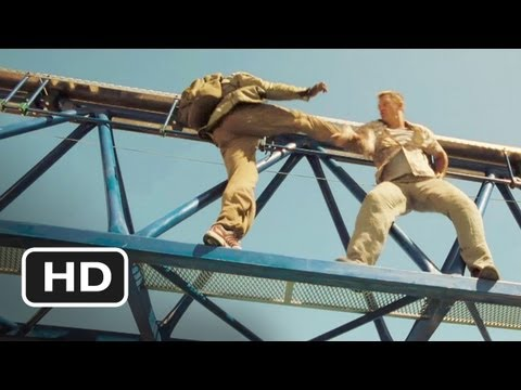 Casino Royale Movie CLIP - Parkour Chase (2006) HD poster