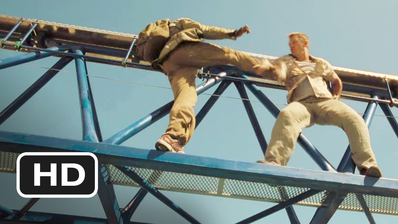 Casino Royale Movie CLIP - Parkour Chase HD