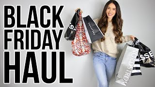 The BEST Black Friday Sales + HAUL!