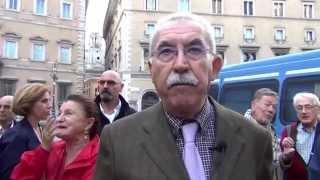 #No Guerra#No NATO - Intervista a Giulietto Chiesa e Fulvio Grimaldi